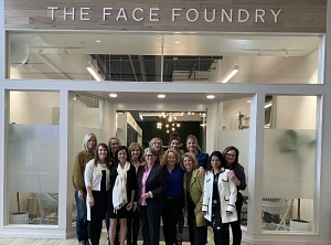 WPO Members enjoy The Face Foundry