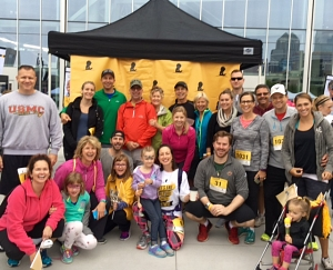 Hirenomics in the Community: St. Jude's Walk/Run