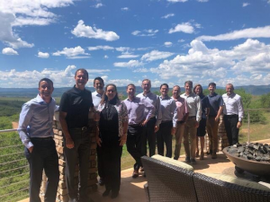 Managing Partner, Travis Lind, facilitates industry event in Colorado