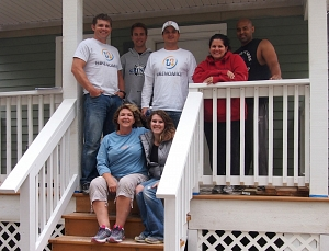 Hirenomics in the Community: Habitat for Humanity